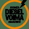 dieselvoima-logo-musta